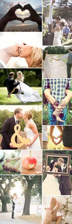 romantic wedding photo ideas