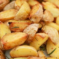 Argentinian Grilling Menu, part 5 | Roasted Potatoes on the Grill ...