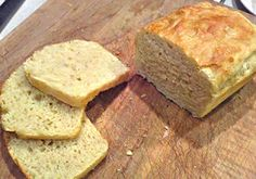 English muffin bread. I'm gonna try this!