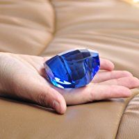 H&D Bling-bling Crystal Diamond Heart Shape Paperweight Packed With Gift Box Home Decor (blue) Thing 1, Crystal Diamond, Heart Shaped Diamond, Crystal Decor, Paper Weights, Bling Bling, Heart Shapes, Amber, Crystals