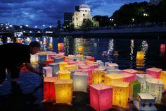 I love you Japanese people. (Hiroshima Memorial)