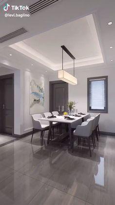 House Ceiling Design, Ceiling Design Living Room, Bedroom False Ceiling Design, Home Ceiling, Home Room Design, Kitchen Room Design, Interior Design Living Room, Modern Interior, False Ceiling Ideas