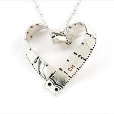 heart tape measure - Google Search