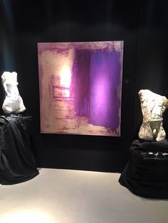 Boccara Art at Palm Beach Jewellery, Art & Antiques Show 2018