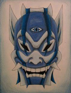 The Blue Spirit Remastered, Avatar by Meta-Mask.deviantart.com on @deviantART