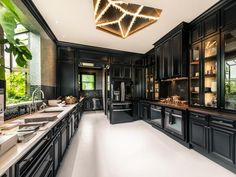 Decorating With Black, Gray and White