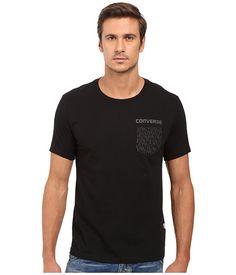 CONVERSE Reflective Rain Pocket Tee. #converse #cloth #shirts & tops