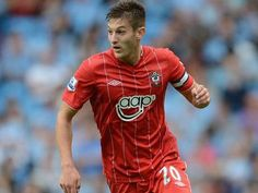 Adam Lallana. At Saints from 2006 - present day. - #Southampton FC #Quiz  - #The Saints!