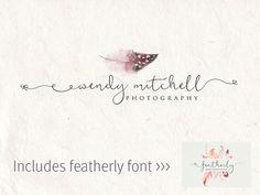 Fotografie logo digitale downloaden digitale door PhotographyLogos