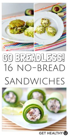These 16 sandwich substitution recipes are perfect for you. Going breadless is now a trend because people discovered that there are so many other options to sub for bread!