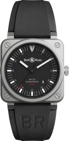 The Bell & Ross BR 03-92 Horolum and Horograph - Watch Journal