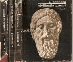 Civilizatia Greaca I-III - A. Bonnard Zodiac, Literatura, Sociology, Astronomy, Geography, Horoscope