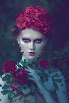 Photo: Photographer: Stacey Shipp - SS Photography Hair/Makeup: Reyna Khalil Model: Cambria Martinsen