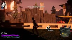 inFamous: Second Son - Hidden Camera - Denny Park [PS4 Gameplay HD]