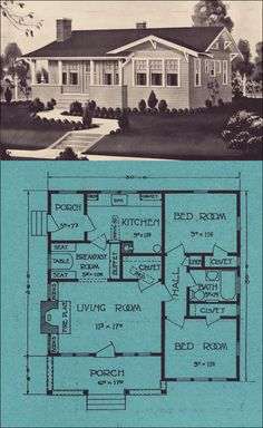 The Lincoln  Homes from Forest to You, 1924 by Stetson & Post Lumber, Seattle