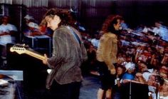 Temple of the Dog at Lollapalooza, 1992 - by Steven Koress