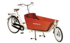 The Bakfiets.nl Cargo Bike is a great way to ferry multiple kids and shopping around town. Velo Cargo, Wheelbarrow, Touring, Cycling, Bicycle, Motorcycle, Kids, Ontario, Template