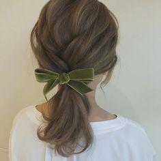 Work Hairstyles, Pretty Hairstyles, Korean Hair Color, Low Maintenance Hair, Hair Arrange, Aesthetic Hair, Hair Styler, Hair Reference, Cool Hair Color