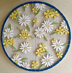 Felicity Ball mosaics: The making of a mosaic bistro table – Mosaic Mosaic Birdbath, Mosaic Tray, Mosaic Tile Art, Mosaic Artwork, Mosaic Crafts, Mosaic Projects, Mosaic Garden Art, Mosaic Mirrors, Marble Mosaic
