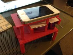 SmartPhone Microscope by ajolivette - Thingiverse
