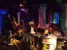 Abenteuer Atlantis - Horror Nights Coastiality, Europa Park, Germany