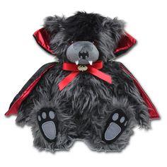 Spiral Direct vampire pluche bear! Isn't it cute? - € 29,99