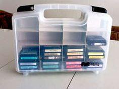 How to store ink pads? - Scrapbook.com - Powered by Scrapbook.com