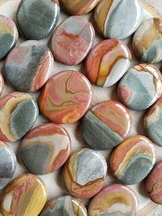 Polychrome Jasper - Pocket Stone