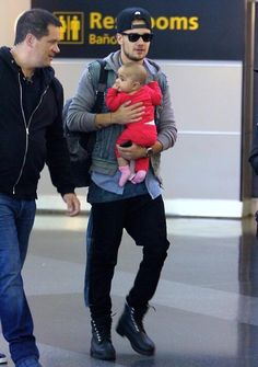 Liam at jfk airport