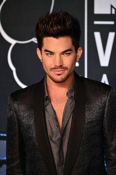 Adam Lambert on the Red Carpet - HOT