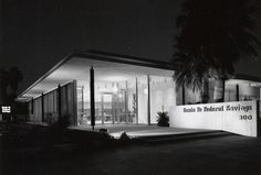 Efforts are underway to secure designation on the National Register of Historic Places for Palm Springs structures designed by the late E. Stewart Williams.