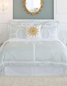 Parterre Custom Bed Linens