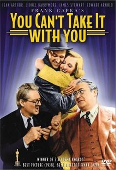 You Can't Take It With You (1938) Full Movie Streaming HD