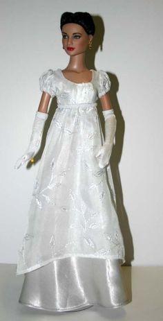 Regency Dress Pattern for Tyler