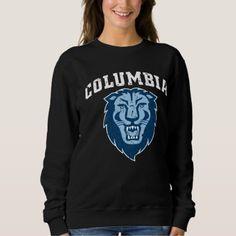 Columbia University | Lions - Vintage Sweatshirt - classic gifts gift ideas diy custom unique