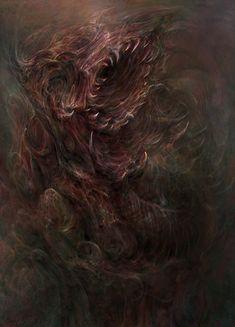 ArtStation - Insidious, Yuan Chang Arte Horror, Horror Art, Dark Fantasy Art, Fantasy Artwork, Lovecraftian Horror, Eldritch Horror, Dark Artwork, Monster Design, Monster Art