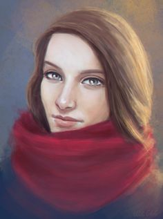 #portrait #art #comission #заказ #портретпофото #портрет