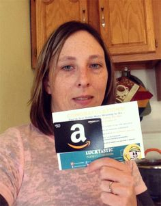 """""""Never thought I'd actually win something from a free game! Thank you!""""  — Miranda H. Tipton, IA"""
