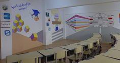 decorare pereti clasa - Căutare Google