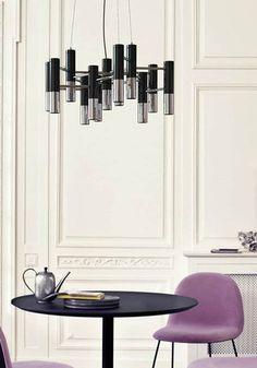 IKE | SUSPENSION CEILING PENDANT | DELIGHTFULL - UNIQUE LAMPS