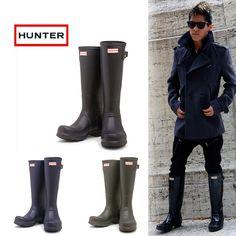 hunter boots men - Google Search