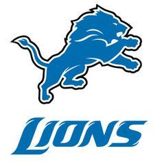 detroit lions logo - Google Search