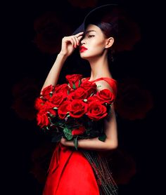 Pinterest Fashion, Red Color, Lady In Red, Disney Characters, Fictional Characters, Snow White, Animation, Disney Princess, Pictures