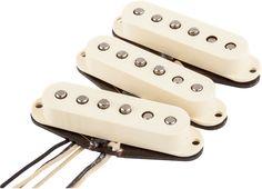 Fender Original '57/'62 Strat Pickups | Pickups and Preamps Guitar & Bass Parts | Fender®