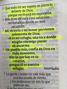 Confía en Dios !!!!