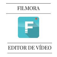 Filmora. Edição de Vídeos Simplificada.