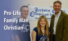Dennis Linthicum - Pro-Life, Family Man, Christian ~ Oregon