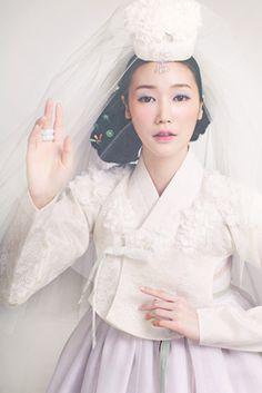 Korea Traditional clothes Wedding Hanbok