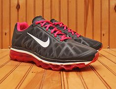 58db37054c843 2011 Nike Air Max 2011 Size 9 - Black White Cherry - 429890 062 for sale  online
