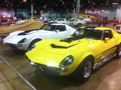 Baldwin-Motion Corvettes--front
